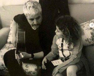 """Pino Daniele morto 5 anni fa. Il ricordo della figlia Sara: """"Ti penso tutti i giorni"""""""