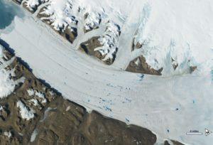 Scioglimento ghiacciai, Ansa