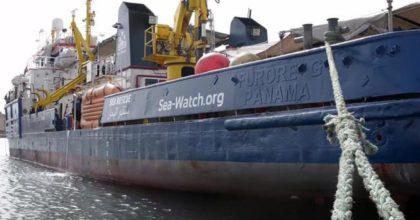Sea Watch, Ansa