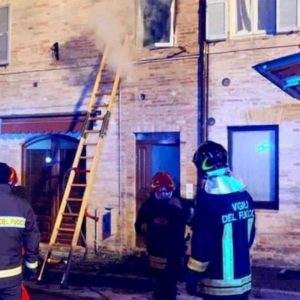 Servigliano (Fermo), bimba morì nell'incendio in casa. Arrestata la madre, ma non per omicidio