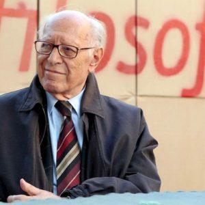 Emanuele Severino è morto. Il filosofo dell'essere eterno aveva 90 anni