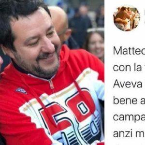 """Paolo Beltramo contro Salvini: """"Squallida campagna elettorale con la felpa di Simoncelli"""""""