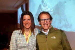 Simone Moro, quasi tragedia durante la spedizione sul Karakoum: precipita nel crepaccio, Tamara Lunger lo salva