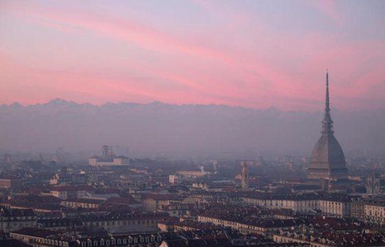 torino smog ansa