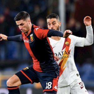 Genoa-Roma, Spinazzola: dal mancato trasferimento all'Inter al gol