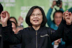 Tsai Ing-wen vince a taiwan