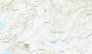 Terremoto Turchia, scossa del 5.1 nella zona di Manisa