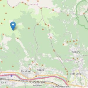 Terremoto Val di Susa, due scosse tra Condove e San Didero.