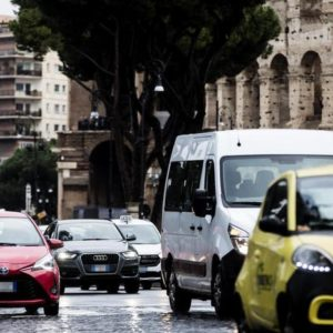 fracci roma foto ansa