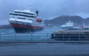 traghetto norvegia molo