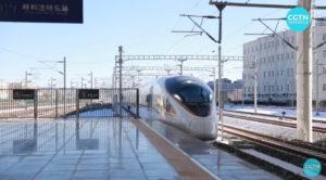 Cina, primo treno alta velcità senza conducente: arriva a 350 km/h
