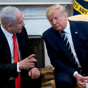 """Medio Oriente, il piano di Donald Trump: """"Due Stati, Gerusalemme capitale indivisa di Israele"""""""