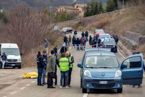 Vultur Rionero, ultras morto. L'ha investito un'auto di tifosi del Melfi a Vaglio di Basilicata