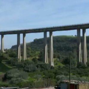 Il Ponte Morandi di Agrigento chiuso da mille giorni