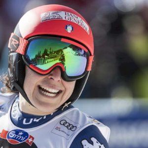 """Sci alpino, Federica Brignone trionfa a Crans Montana: """"Oggi l'ho proprio cercata"""""""