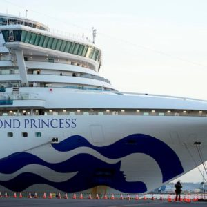 Diamond Princess, spogliarelli in streaming gratis per i passeggeri in quarantena