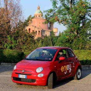 Enjoy e Waze insieme per migliorare il modo di muoversi in città