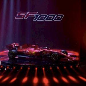 Ferrari SF1000, la vettura per il Mondiale di Formula 1 del 2020
