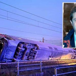 Treno deragliato a Livraga, chi sono i due macchinisti morti