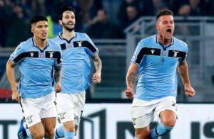 Lazio batte Inter e la supera in classifica, è lei l'anti Juve per lo scudetto