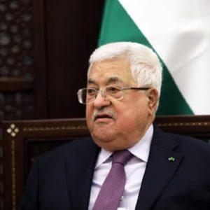 """Palestina, Abu Mazen: """"Fine relazioni con Israele e Usa. Non svendo Gerusalemme"""""""