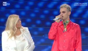 Achille Lauro a Domenica In: Non volevo vincere Sanremo, Me ne frego