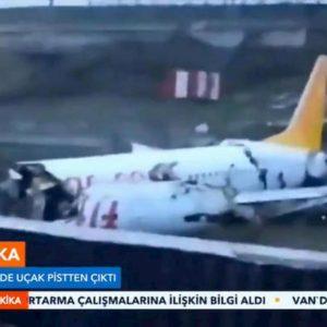 Istanbul, aereo finisce fuori pista e si spezza in due: almeno 21 feriti FOTO-VIDEO 02