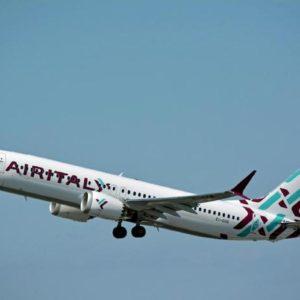 Air Italy va in liquidazione: voli fino al 25 febbraio, poi riprotetti o rimborsati