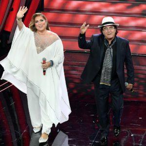 Al Bano e Romina Power a Sanremo 2020 (Ansa)