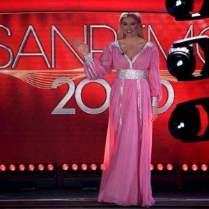 Sanremo 2020, Alketa Vejsiu