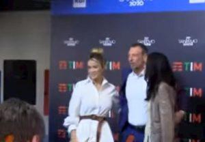 Sanremo 2020, Amadeus Diletta Leotta Rula Jebreal