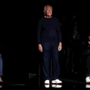 """Armani: """"Le donne abusate dagli stilisti. Io difendo la loro libertà"""""""