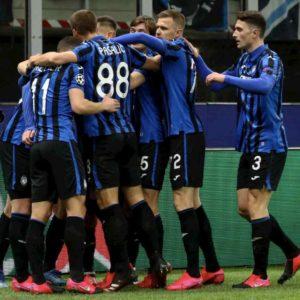Atalanta-Valencia 4-1, quarti Champions ipotecati. Gol Hateboer, Ilicic, Freuler