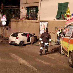 Incidente Canicattì (Agrigento): auto contro muro, muore Rosalinda Migliore