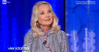 Barbara Bouchet a Vieni da me: Figlio Alessandro Borghese non voleva...