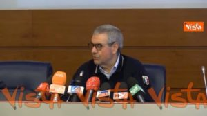"""Coronavirus, Borrelli: """"Ancora non abbiamo trovato il paziente zero"""" VIDEO"""