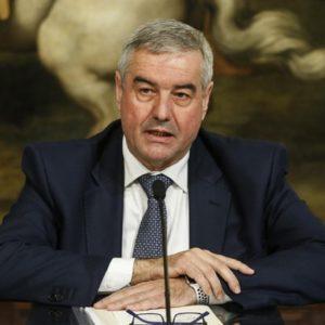 Angelo Borrelli, Ansa