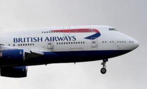 british airways ansa