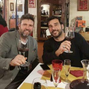 Candela a cena con l'attore Edoardo Leo ma che gaffe su Instagram...
