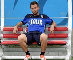 Antonio Cassano condannato a pagare una cartella fiscale da 263mila euro evasa dei tempi della Roma