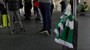 Celtic, tifoso arrestato per aver preso a pugni i cavalli della polizia