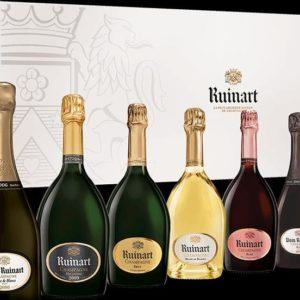 Ruinart, champagne di marca online