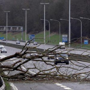 Tempesta Ciara, due morti in Gran Bretagna e Slovenia