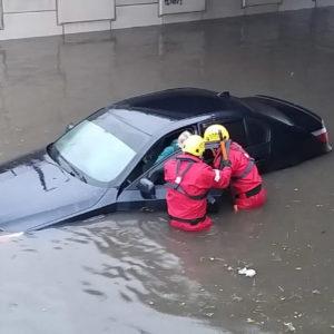 Tempesta Ciara su Gb e Francia: forti venti e mareggiate