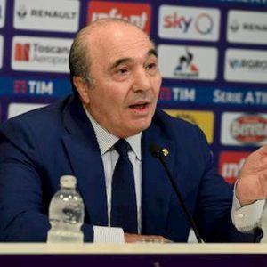 """Juventus-Fiorentina, Commisso: """"Partita decisa dall'arbitro, sono disgustato"""""""