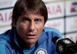 """Inter, Conte: """"Abbiamo perso perché abbiamo regalato due gol alla Lazio"""""""