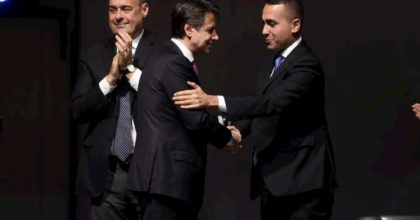 Conte uno e trino. Con Salvini. Con Zingaretti. Con i volenterosi