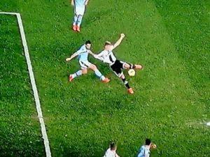 """Parma-Lazio, D'Aversa contro arbitro: """"Su Cornelius era rigore. Mano di Immobile sul loro gol"""""""