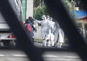 """Coronavirus, italiano in quarantena alla Cecchignola: """"Stasera festeggio a casa"""""""