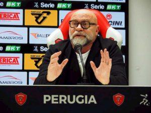 Perugia, Serse Cosmi squalificato per bestemmie nei confronti dei suoi calciatori